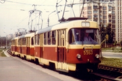 3-вагонний поїзд Т-3